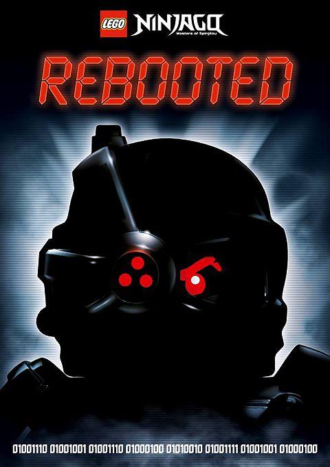 2014 LEGO Ninjago Rebooted