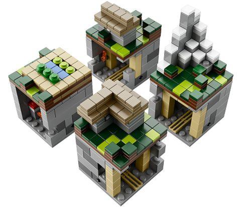 #21105 LEGO Minecraft The Village