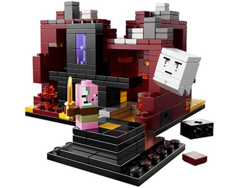#21106 LEGO Minecraft The Nether Alternate Image