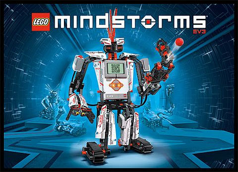 #31313 LEGO Mindstorms EV3 Available Now