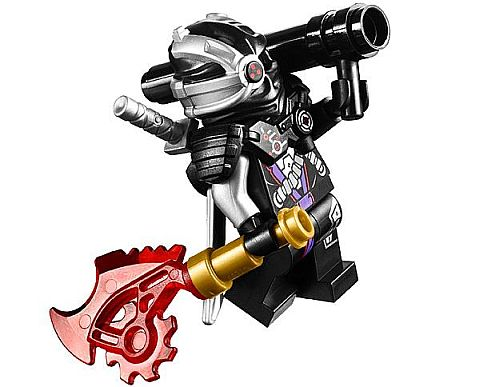 #70721 LEGO Ninjago General Cryptor
