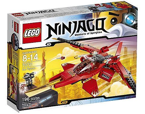#70721 LEGO Ninjago Kai Fighter