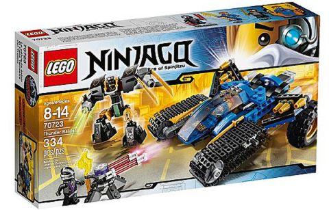 #70723 LEGO Ninjago Thunder Raider