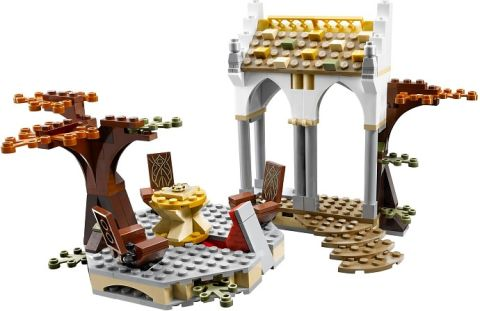 #79006 LEGO Lord of the Rings Council of Elrond Architecture