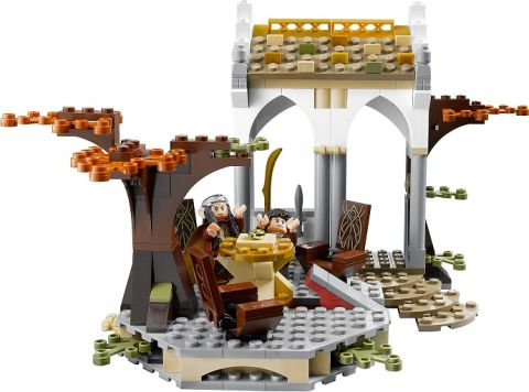 #79006 LEGO Lord of the Rings Council of Elrond View