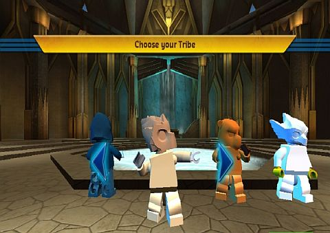 Chima Online Game Tribes