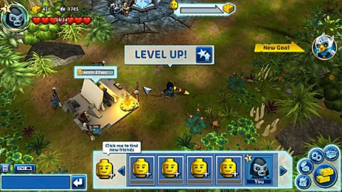 Chima Online Level Up