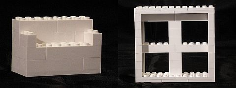 LEGO Architecture Studio - Example 1