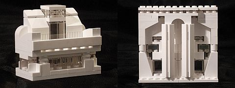 LEGO Architecture Studio - Example 3