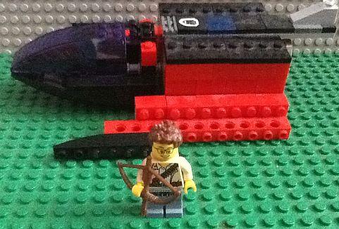 LEGO Chi-bacca
