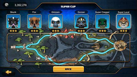 LEGO Chima Speedorz Game Super Cup