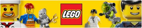 LEGO Display Banner