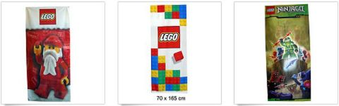 LEGO Display Banners on eBay