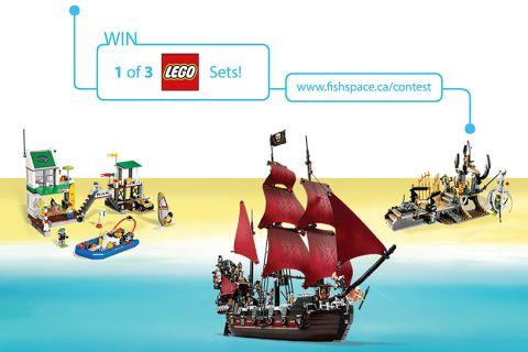 LEGO Fish-Tank Contest