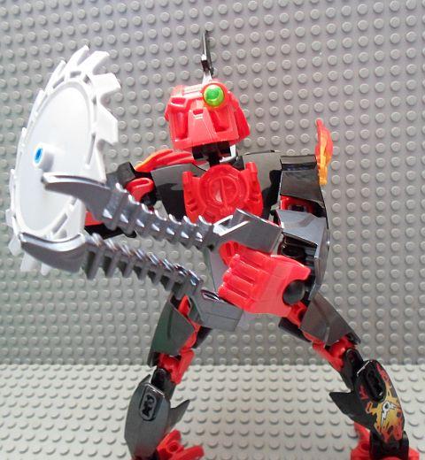 LEGO Hero Factory Ember