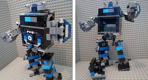 LEGO MOC Challenge - Mech