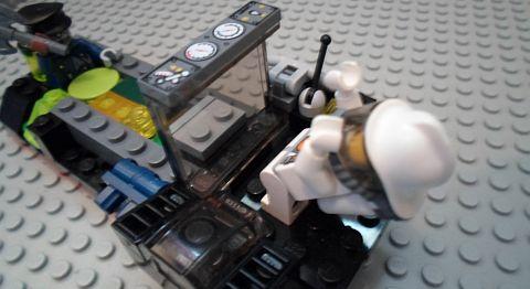 LEGO MOC Challenge - Sewer
