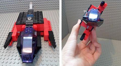 LEGO MOC Challenge - Star Fighter