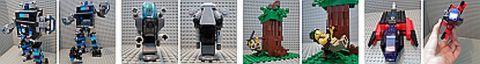 LEGO MOC Challenge