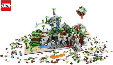 LEGO Minecraft World