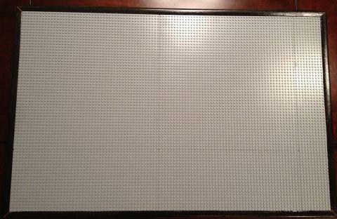 LEGO Minifigure Display Baseplates