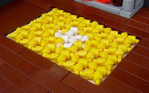 LEGO Minifigure Hands Usage