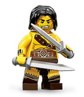 LEGO Minifigures Series 11 Barbarian
