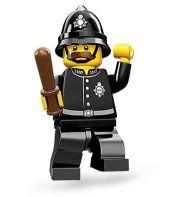 LEGO Minifigures Series 11 Constable