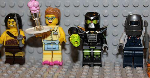 LEGO Minifigures Series 11 Details