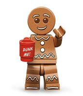 LEGO Minifigures Series 11 Gingerbread Man