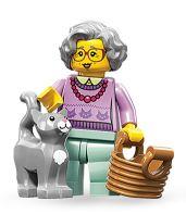 LEGO Minifigures Series 11 Grandma