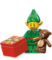 LEGO Minifigures Series 11 Holiday Elf