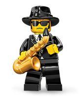 LEGO Minifigures Series 11 Jazz Musician