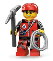 LEGO Minifigures Series 11 Mountain Climber