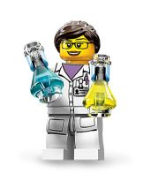 LEGO Minifigures Series 11 Scientist