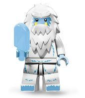 LEGO Minifigures Series 11 Yeti