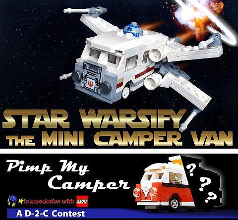 LEGO VW Camper Van Contests