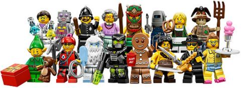 Shop for LEGO Minifigures Series 11