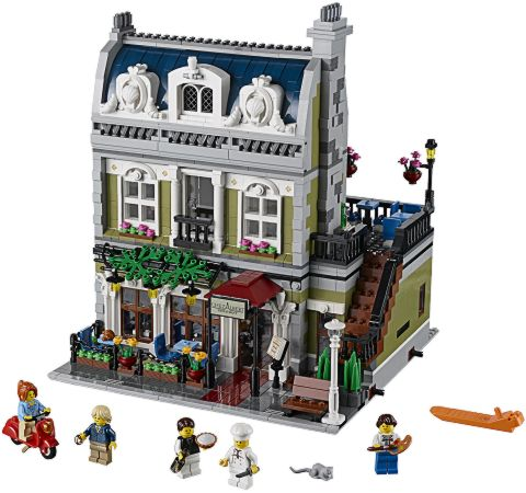 #10243 LEGO Modular Parisian Restaurant Details