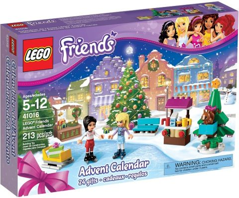 #41016 LEGO Friends Advent Calendar