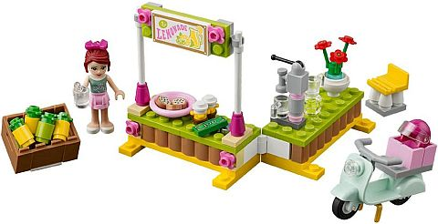 #41027 LEGO Friends Details