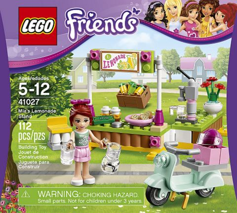 #41027 LEGO Friends Mia's Lemonade Stand