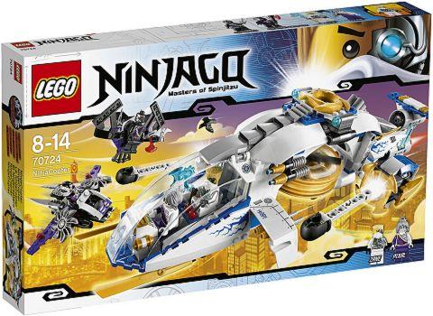 #70724 LEGO Ninjago NinjaCopter