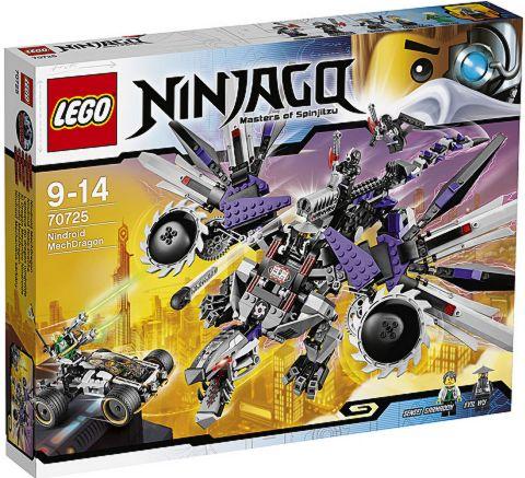 #70725 LEGO Ninjago Nindroid MechDragon