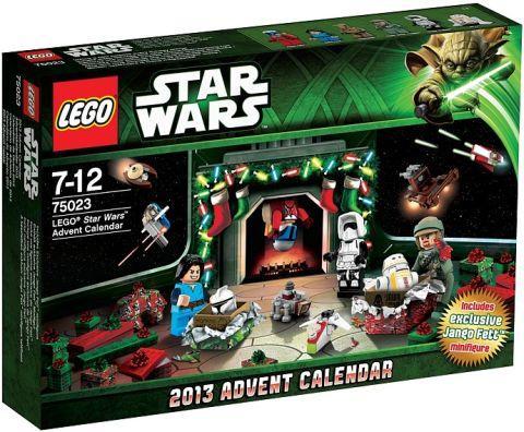 #75023 LEGO Star Wars Advent Calendar