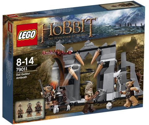 #79011 LEGO The Hobbit Desolation of Smaug Set