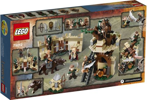 #79012 LEGO The Hobbit Set Details
