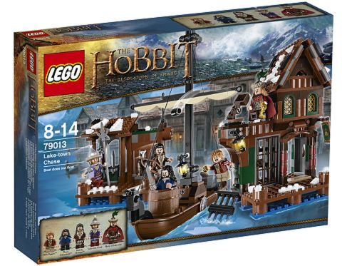 #79013 LEGO The Hobbit Desolation of Smaug Set