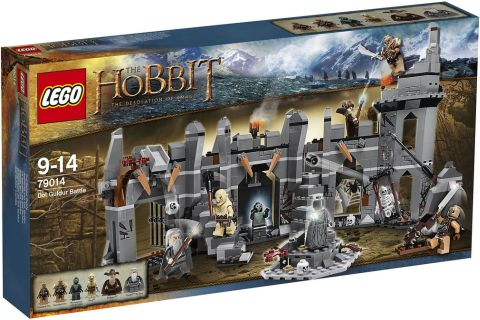 #79014 LEGO The Hobbit Desolation of Smaug Set