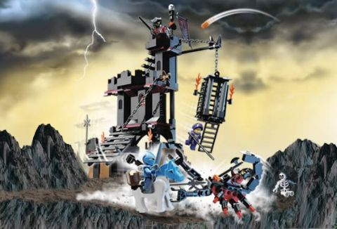 #8876 LEGO Knights Kingdom Set